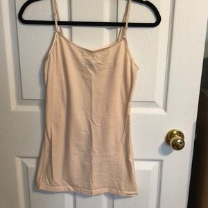 Light peach tank top